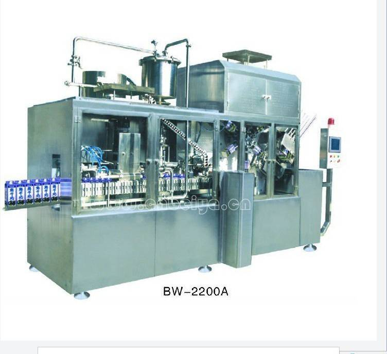non diary whipped Cream Filling Machine (BW-2500A)