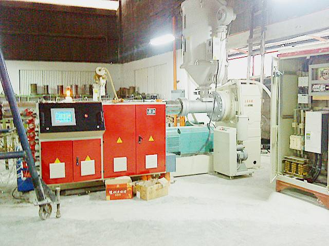 630mm PE pipe production line