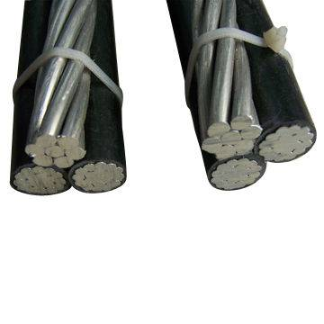 overhead insulated ABC cable