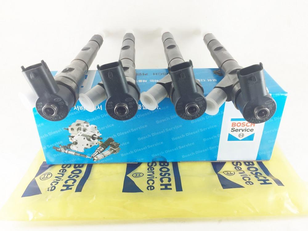 338004A000 Remanufactured Bosch Fuel Injector for Hyundai Starex 2001~2007, Kia Sorento 2002~2006, 0
