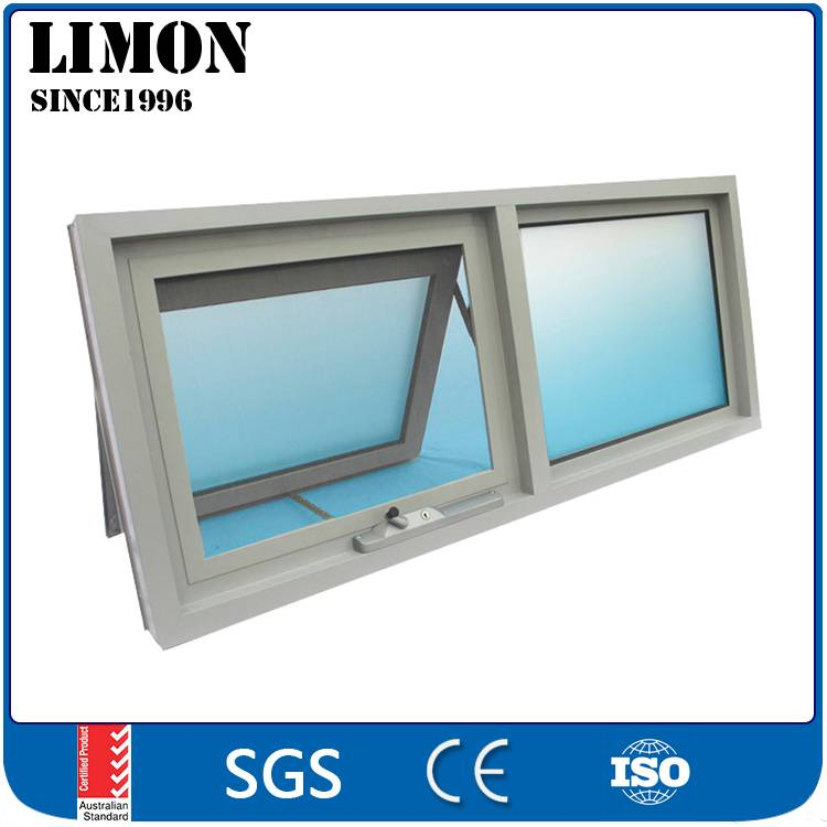 Manufacturer of aluminium awning windows for sale with AS2047