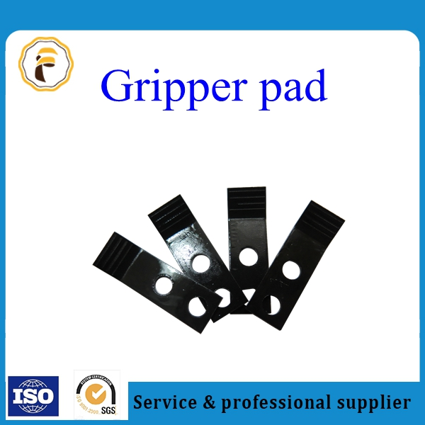 Good quality gripper pad/spare parts for offset printing machine