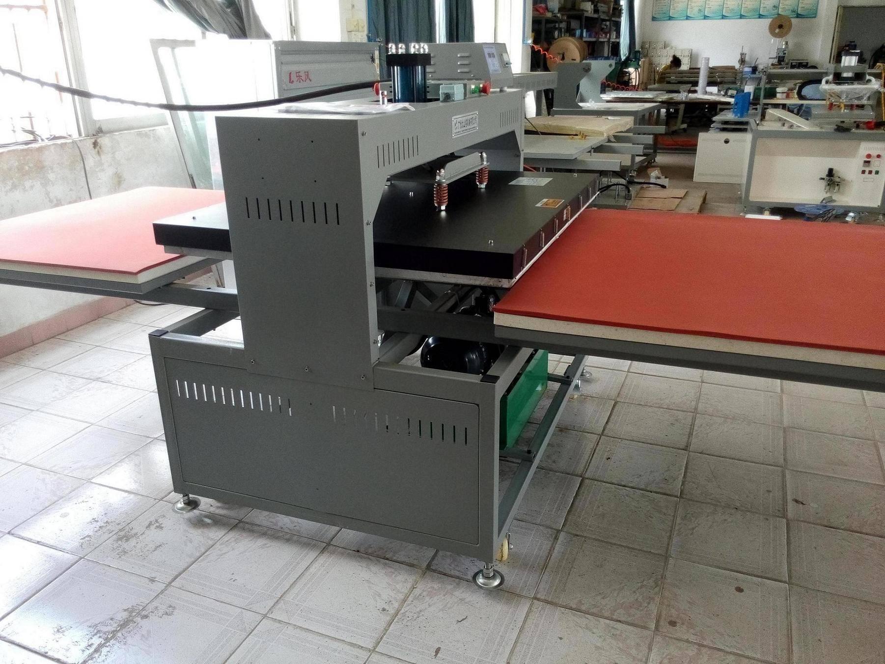 gaungzhou factory sale heat press printing machine tshirt