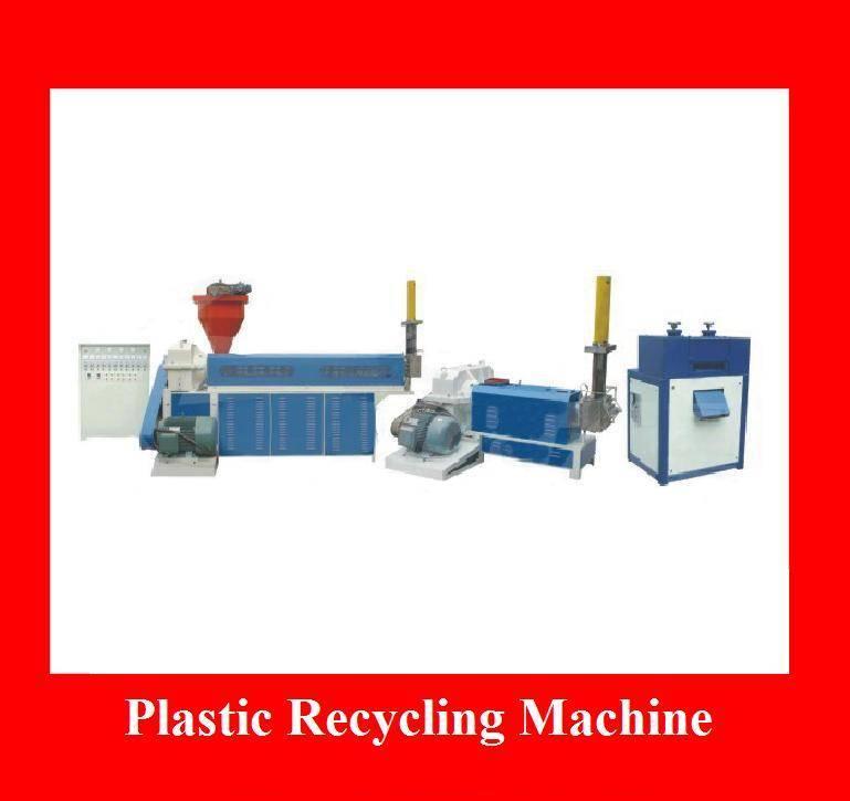 SJ-C90、100、110、120Waste Plastics Recycling Machine
