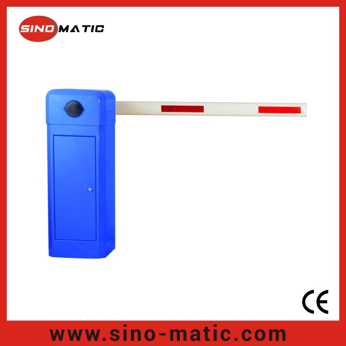 Vehicle Parking System Automatic Traffic Arm Barrier Gate Barrier