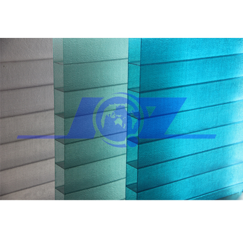 Glassfiber Reinforced Hollow Daylighting Panel