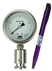 Mini Hygienic Pressure Gauge - MT100