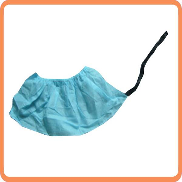 Disposable Anti-static shoe cover with conductive band