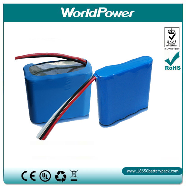 Medical equipment lithium battery