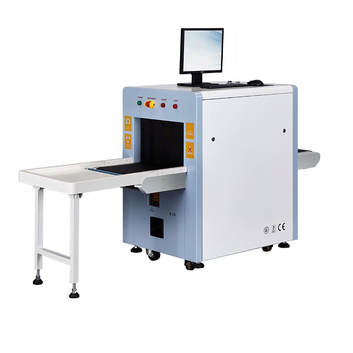 5030A X-ray Inspection Machine Secutity Scanning Machine X Ray Baggage Scanner on Stock