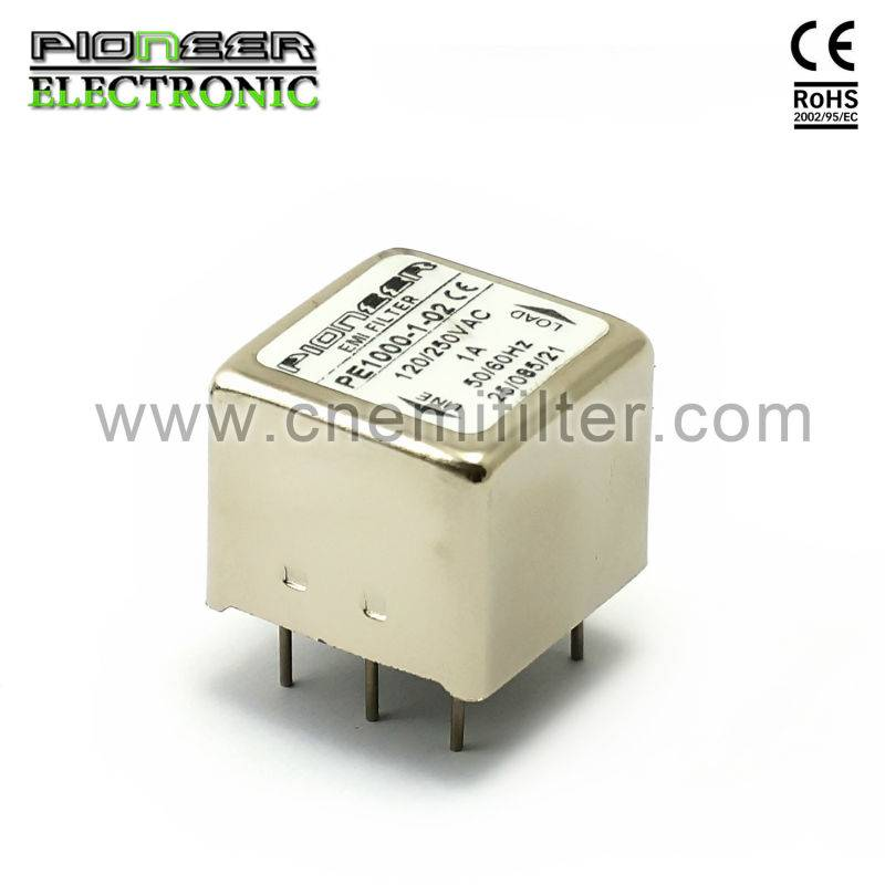PCB Mounting EMI Filters