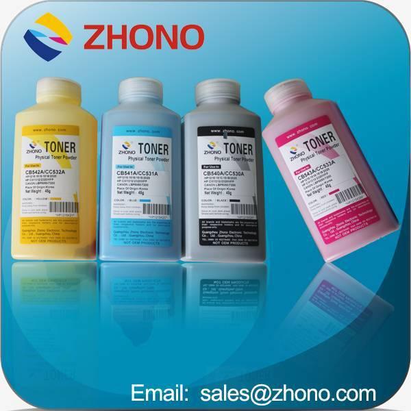 Ricoh MPC 2030 compatible color toner powder