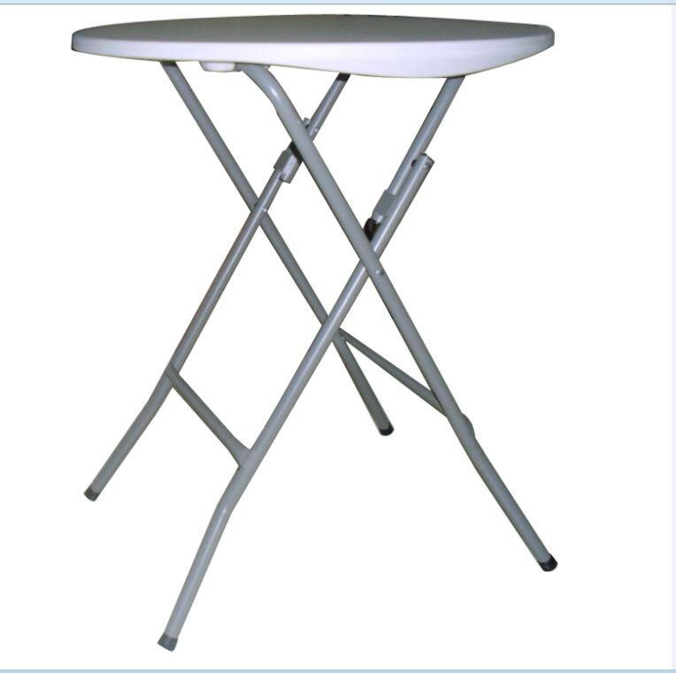Plastic Folding Round Garden Table (YCZ-61R)