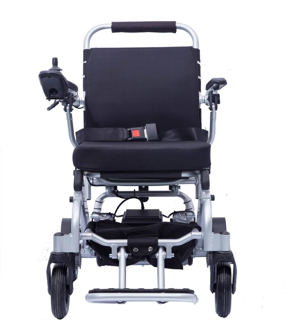 WFT-A06 Economic Electric Foldable Wheelchair for Sale
