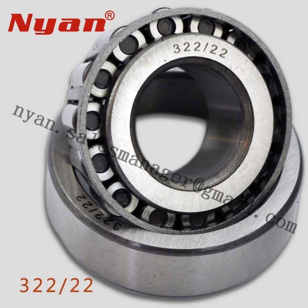 Excavator Bearings supplier manufacturer NYAN Bearing 322-22