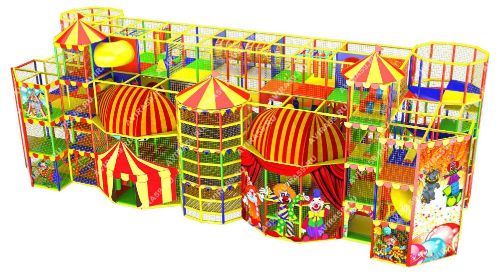 Indoor playground Chapiteau