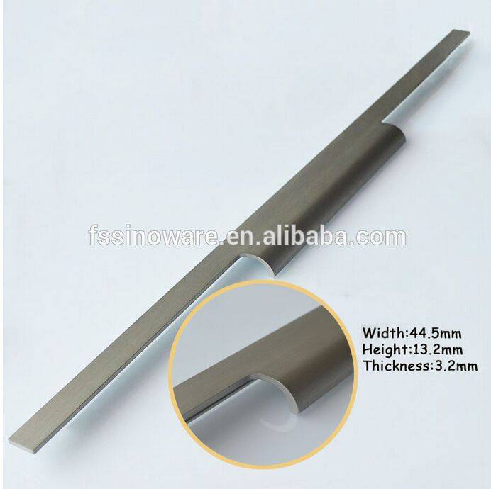 Foshan High Quality Kitchen Cabinet long Handle Furniture Handle