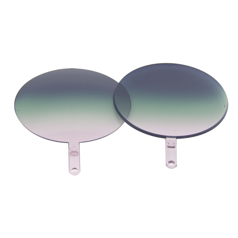 Polycarbonate PC Progressive Lenses for Sunglasses with UV400 Protection
