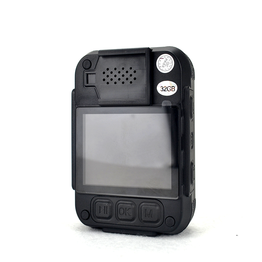 Police Cameras with Audio, Law Enforcement Recorder Body Camera, 3400mAh Battery Capacity