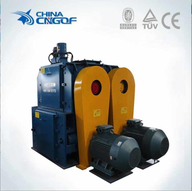 High quality roll crusher for coal gangue GF4PG-150
