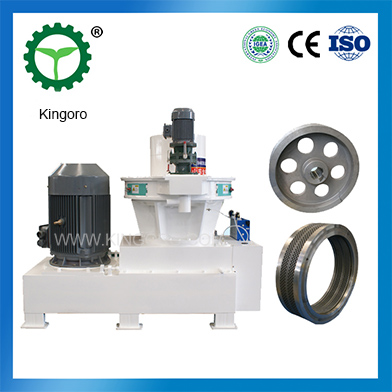 Kingoro 470 Vertical ring die pellet machine