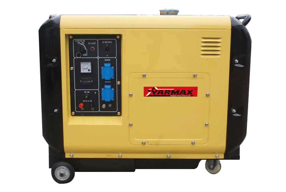 Super Silent 68db Diesel Generator 3/5/6/7 kva