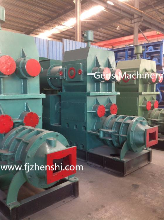 Super Pressure Brick Making Machine/JKY series double stage vacuum extruder