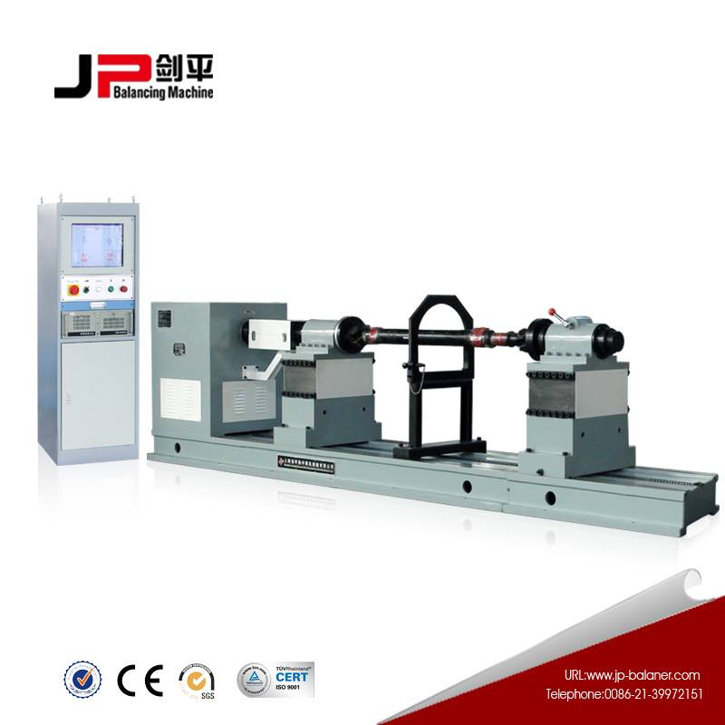 JP best marine drive shaft dynamic balancing machine for sale