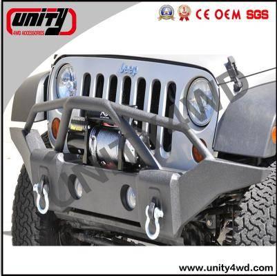 Front bumper for jeep wranlger jk 07+