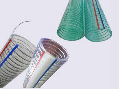 PVC STEEL WIRE HOSE FROM WEIFANG SUNGFORD INDUSTRIAL CO.,LTD