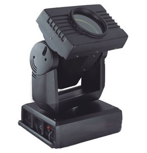 Moving head discolor searchlight