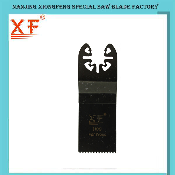 Quick Release Shank Oscillating Saw Blade for Wood