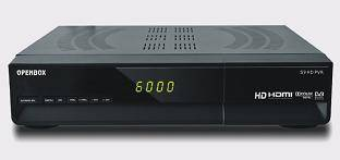 Openbox S9 HD USB/PVR STB Set Top Box digital satellite receiver