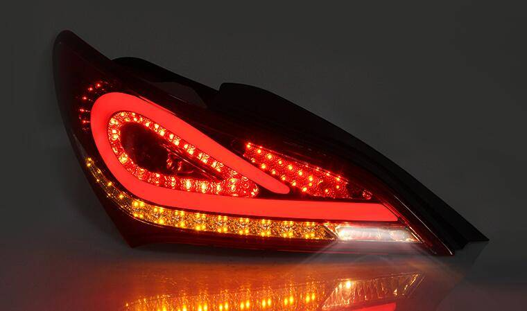 LED tail lamp for Hyundai genesis coupe