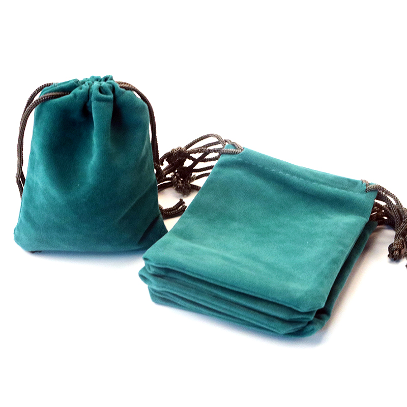 Top selling suede jewelry pouch velvet jewelry bags with custom logo Urbrand