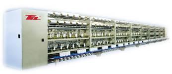 TZ141 serial cladding silk machine