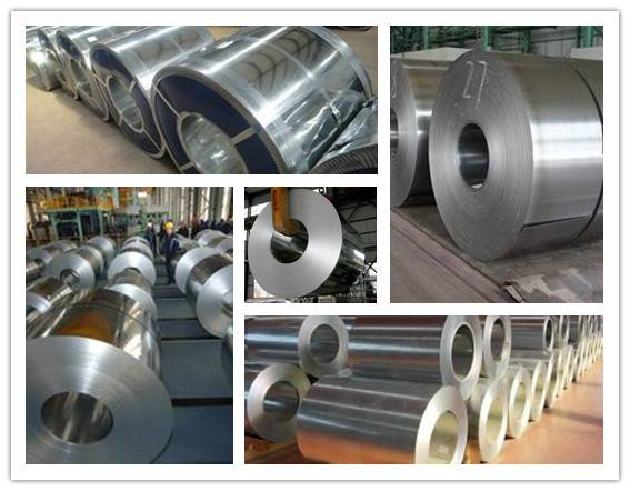 Galvanized steel coils in sheets or sheets 1.5mm steel sheets