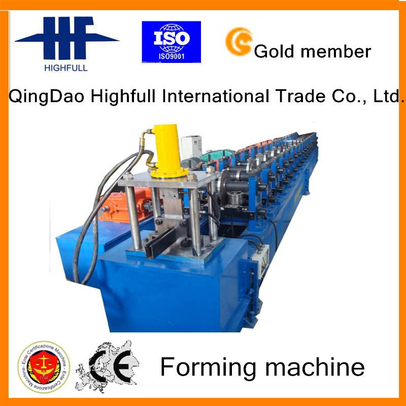 Solar Support Bracket Roll Forming Machine