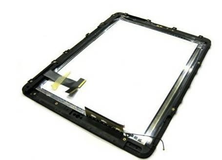 Apple iPad1 B009HJ2WF6 LCD + 821-0757-A Touch screen digitizer