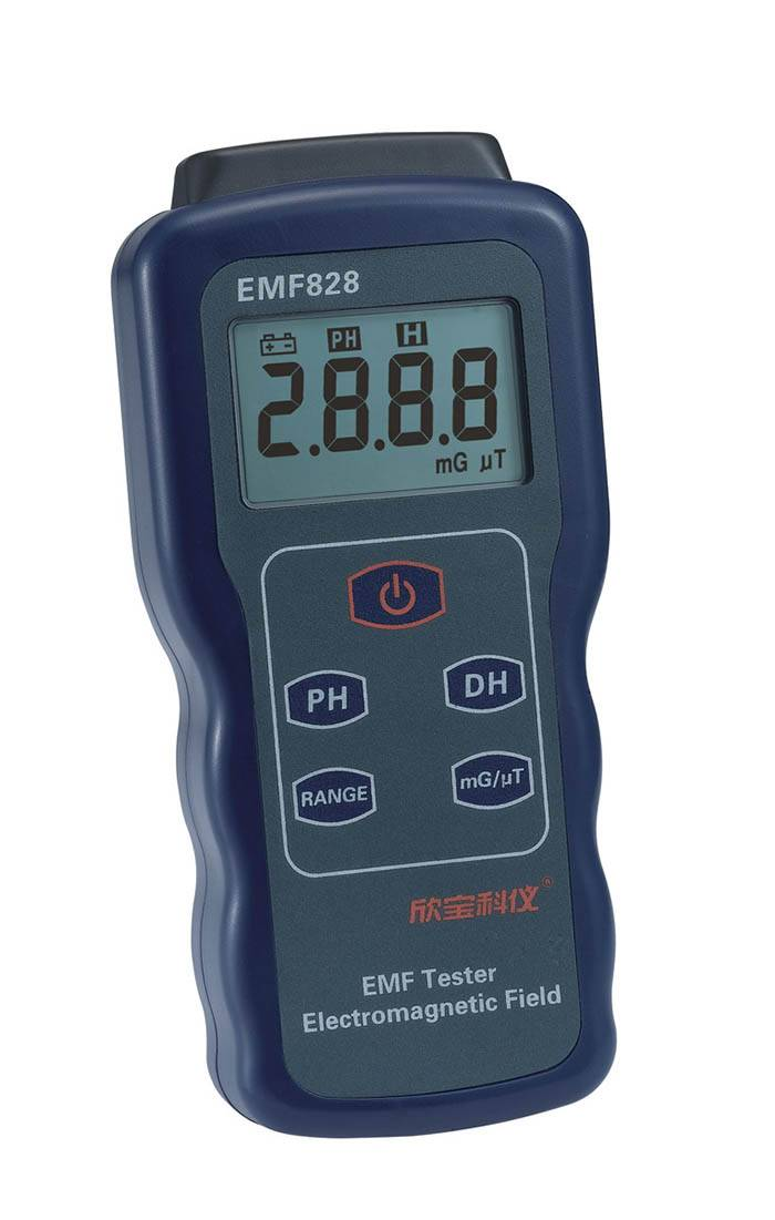 Field strength meter EMF828/EFM meter/digital field strength indictor