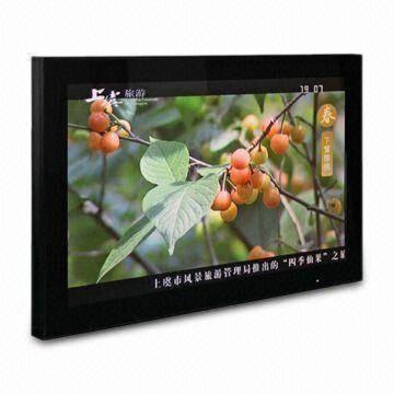 19inch Network LCD HD Media Player