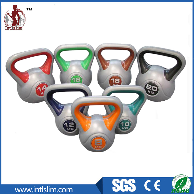 PVC Coated Kettlebell Manufacturer