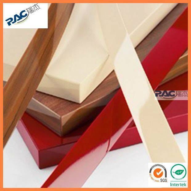 pvc edge high glossy banding