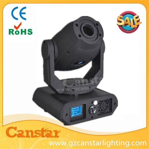 led spot moving head light 75w/90w