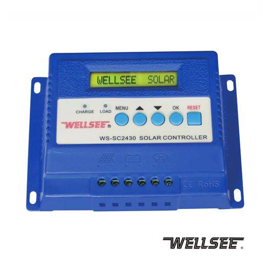 high quality hot sale automatic Solar charger mppt solar charge controller DC 12V 24V 48V 40A 50A 60