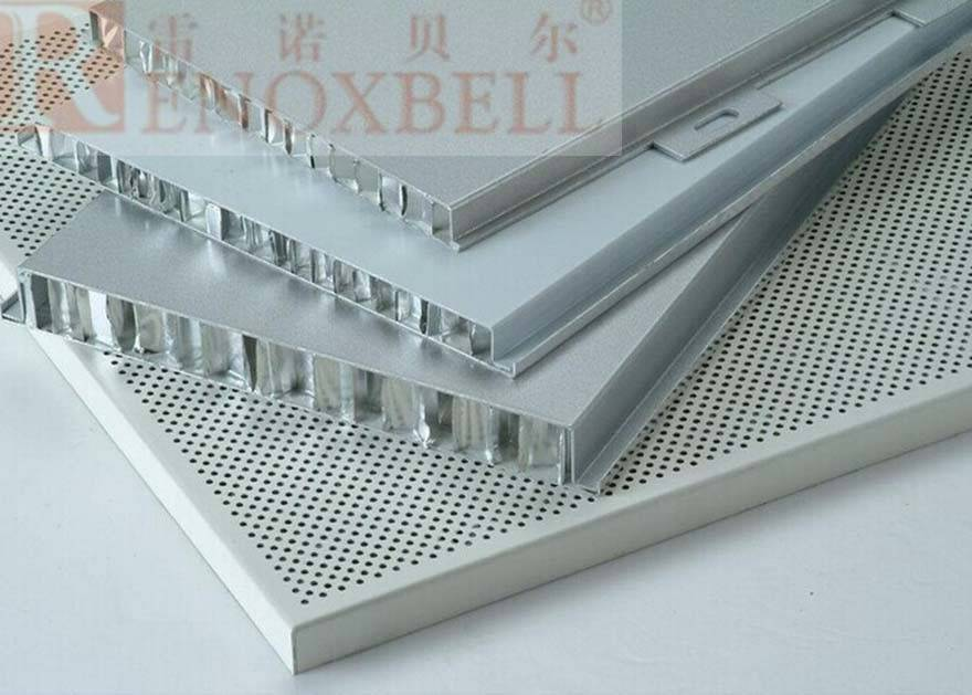 Aluminium Honeycomb Panel For Interior Ceiling /Wall Decoration