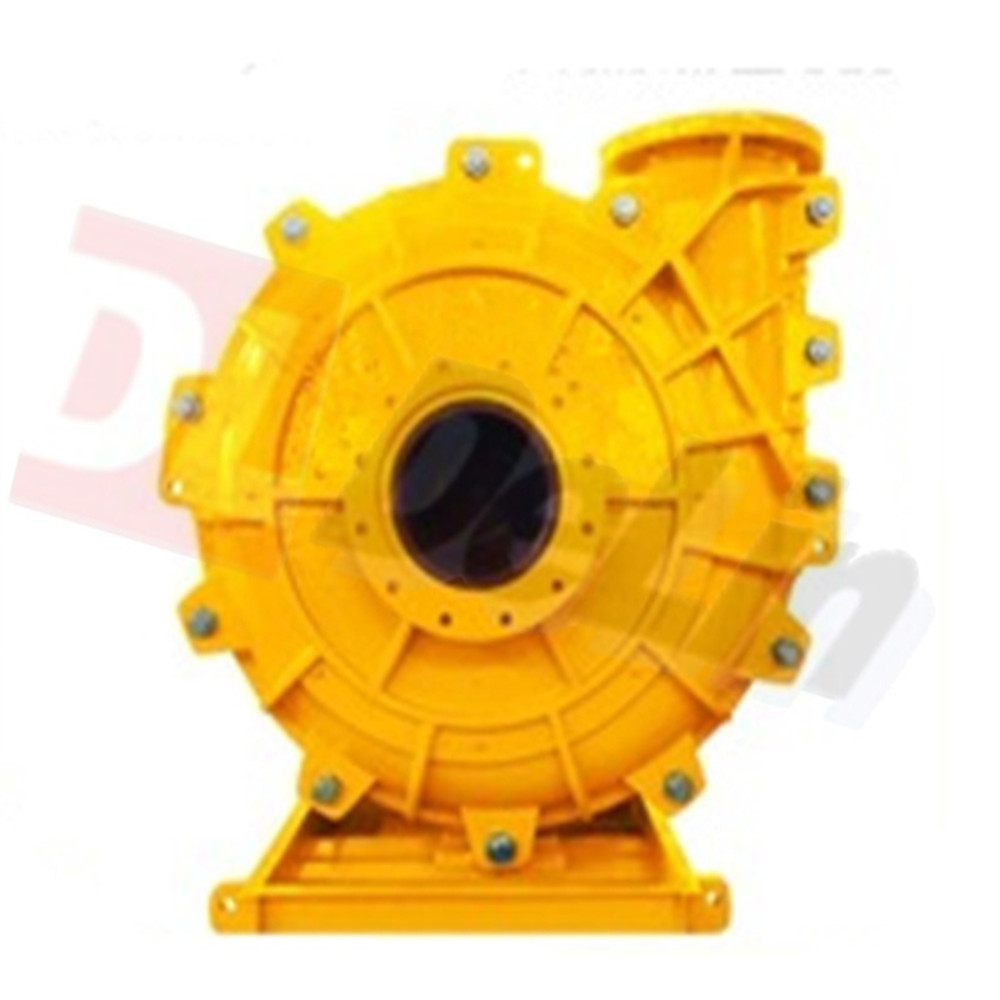 China Mining centrifugal small slurry pump