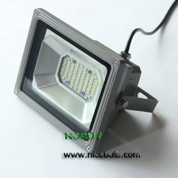5 years warranty waterproof LED flood light without drive