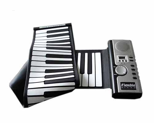 Play roll up piano