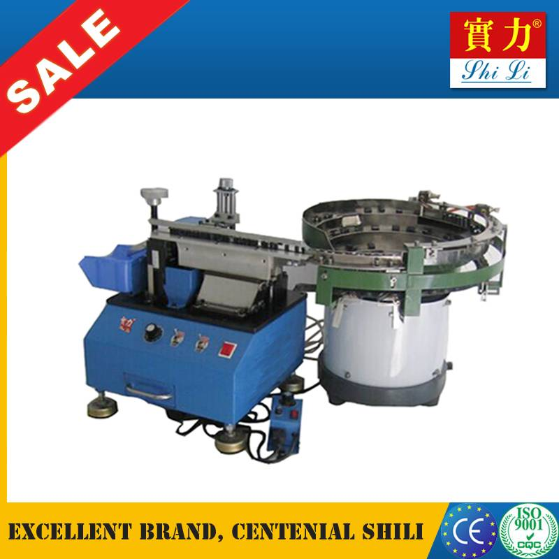 SHL - 901A cut foot machine automatic bulk capacitor